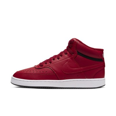 Foto van Nike Court Vision Mid Gym Red