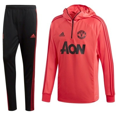 Foto van Manchester United Warm Up Pak Pink