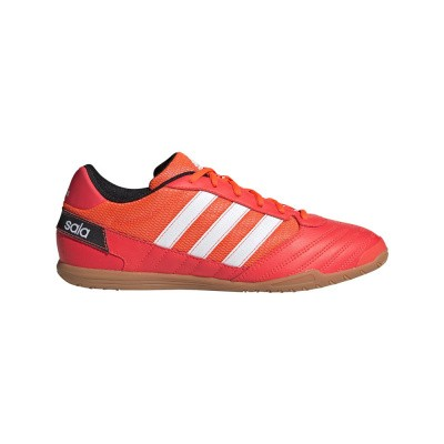 Foto van Adidas Super Sala Indoor Voetbalschoenen Solar Red