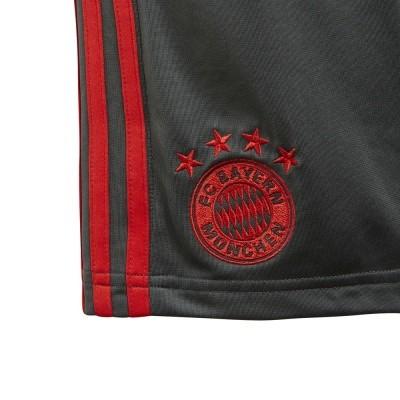 Foto van FC Bayern München Trainingsshort Kids