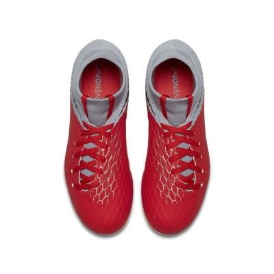 Foto van Nike Hypervenom Phantom III Academy Dynamic Fit FG Kids Crimson