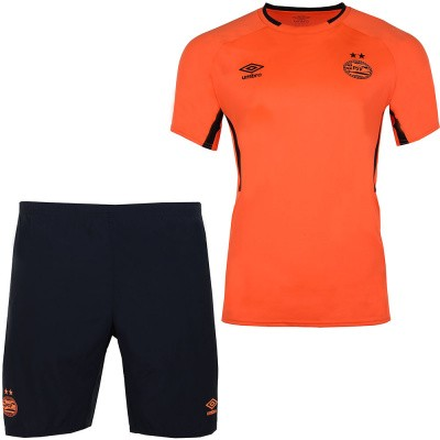 Foto van Umbro PSV Training Tenue Shocking Orange Kids