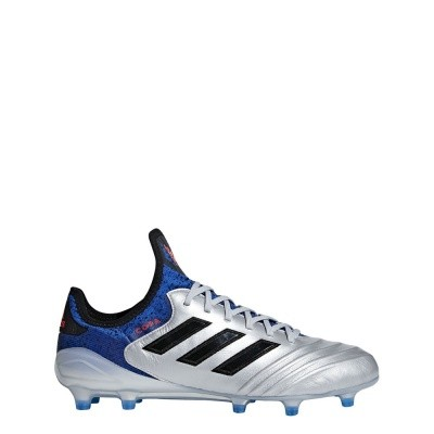 Foto van Adidas Copa 18.1 FG Zilver-Blauw