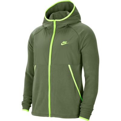 Foto van Nike Polar Fleece Full Zip Hoodie