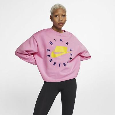 Foto van Nike Court Sportswear sweater WMNS Pink