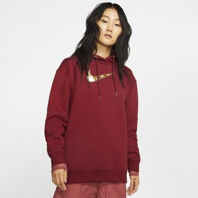 Foto van Nike Sportswear Women Hoodie BB OS Shine
