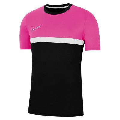 Foto van Nike Academy Pro T-Shirt Kids Black Hyper Pink