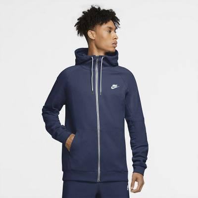 Foto van Nike Sportswear Hoodie Midnight Navy