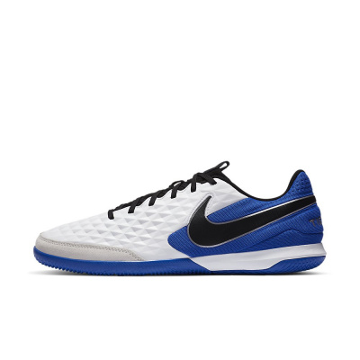 Foto van Nike Legend 8 Academy IC White Hyper Royal