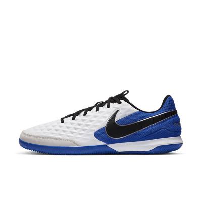 Foto van Nike Legend 8 Academy IC White Hyper Royal