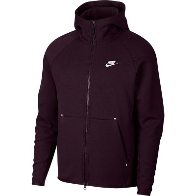Foto van Nike Sportswear Tech Fleece Burgundy