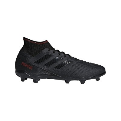 Foto van Adidas Predator 19.3 FG Core Black