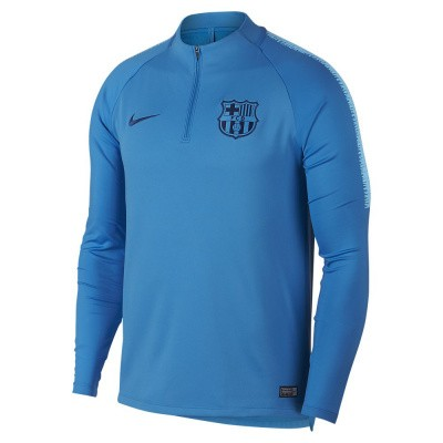 Foto van FC Barcelona Dri-FIT Squad Drill Set Blue