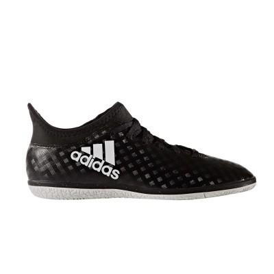 Foto van Adidas X 16.3 IC Zwart Kids