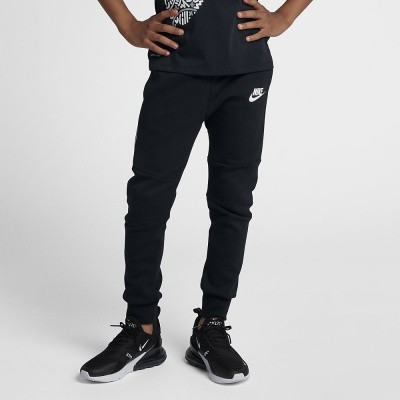 Foto van Nike Sportswear Tech Fleece Pant Black Kids