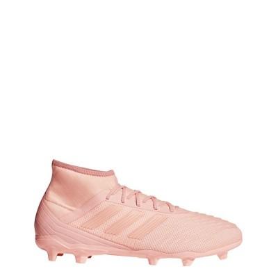 Foto van Adidas Predator 18.2 FG Pink