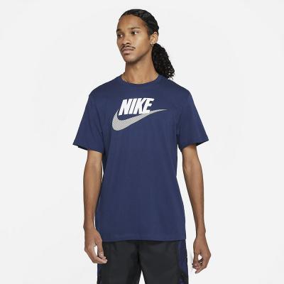 Foto van Nike Sportswear T-Shirt Midnight Navy
