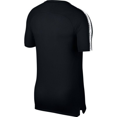 Foto van Nike Breathe Squad Shirt Zwart