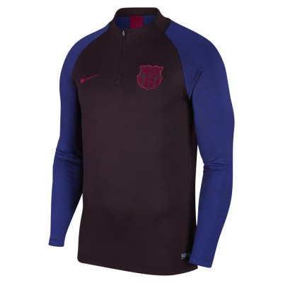 Foto van FC Barcelona Dri-FIT Strike Drill Set Burgundy Ash
