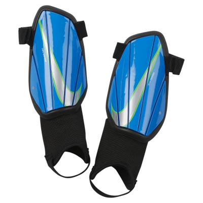 Foto van Nike Charge Football Shin Guard Photo Blue Kids