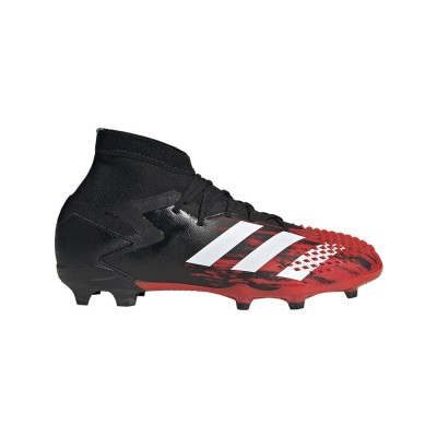 Foto van Adidas Predator Mutator 20.1 FG Kids Active Red