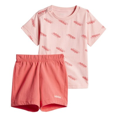 Adidas Favorites Short Sleeve Set Infants