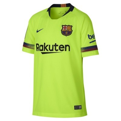Foto van FC Barcelona Stadium Away Shirt Kids