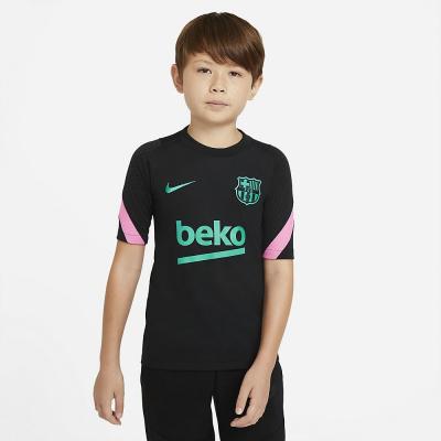 Foto van FC Barcelona Warming-up Set Kids