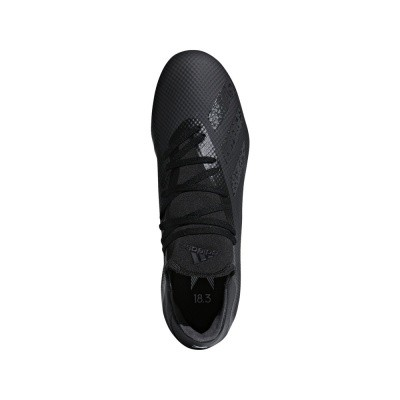 Foto van Adidas X 18.3 FG Zwart