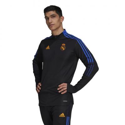 Foto van Real Madrid Trainingsset Black