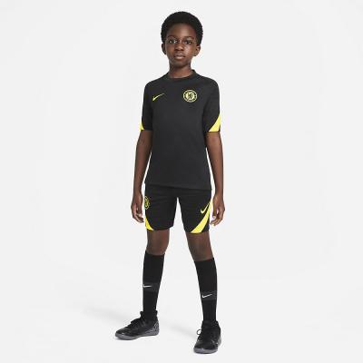 Foto van Chelsea FC Strike Zomerset Kids Black Opti Yellow