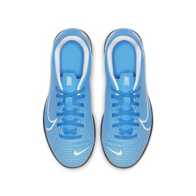Foto van Nike Mercurial Vapor Club 13 IC Kids Blue Hero