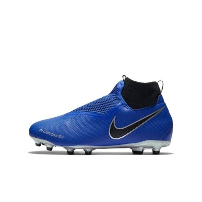Foto van Nike Phantom Vision Academy Dynamic Fit MG Kids Blauw
