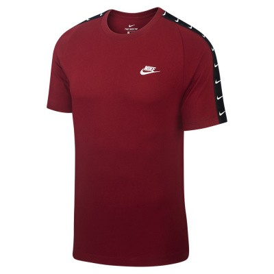 Foto van Nike T-Shirt Swoosh 2 Team Red