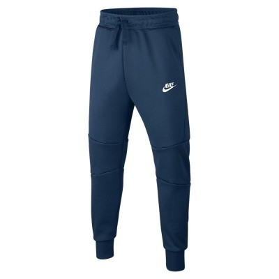 Foto van Nike Sportswear Tech Fleece Pant Kids Blue Force