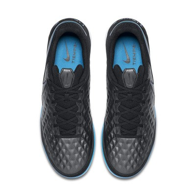 Foto van Nike Legend 8 Academy IC Black-Blue Hero