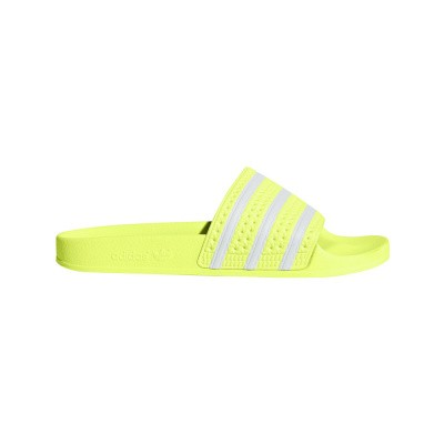 Foto van Adidas Adilette Slippers Semi Frozen Yellow