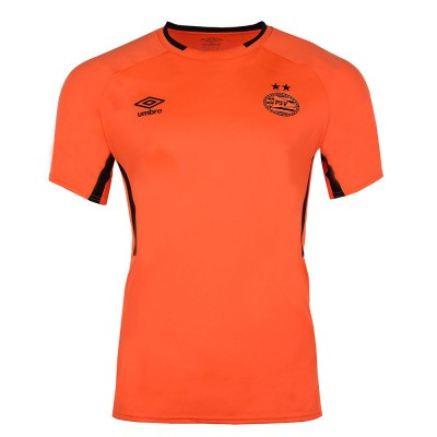 Foto van PSV Training Tenue Shocking Orange Kids