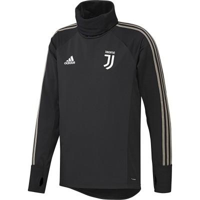 Foto van Juventus Warm Up Pak Zwart