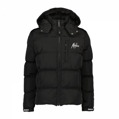 Foto van Malelions Sport Astro Puffer Jacket Black