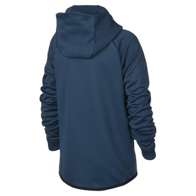 Foto van Nike Sportswear Tech Fleece Hoodie Kids Blue Force