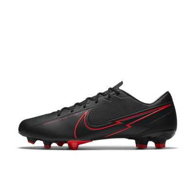Foto van Nike Vapor 13 Academy FG Black Chile Red