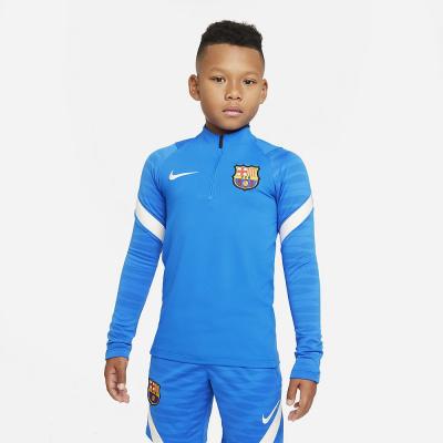 Foto van FC Barcelona Dri-FIT Strike Set Kids Soar