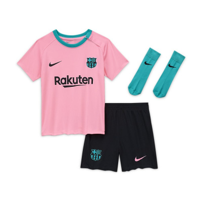 FC Barcelona 2020/21 Stadium Derde Minikit Infants