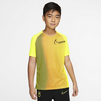 Foto van Nike Dry Fit Set Kids CR7 Lemon Venom