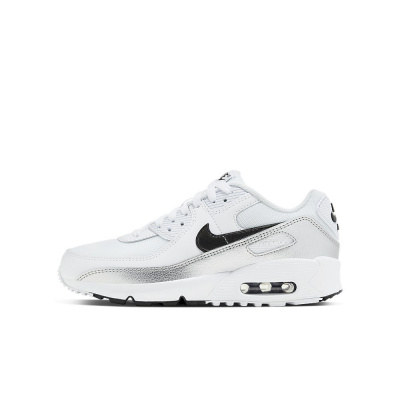 Foto van Nike Air Max 90 Kids White Black