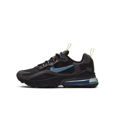 Foto van Nike Air Max 270 React Kids Black