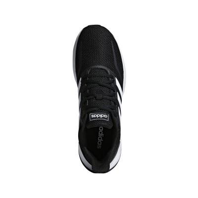 Foto van Adidas Runfalcon Schoenen Zwart-Wit
