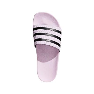 Foto van Adidas Adilette Slippers Clear Pink