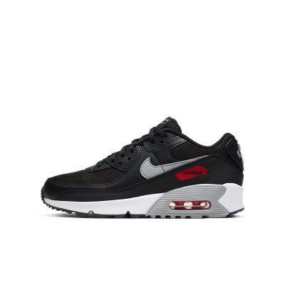 Foto van Nike Air Max 90 Kids Black Grey